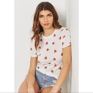F21 Watermelon T-Shirt